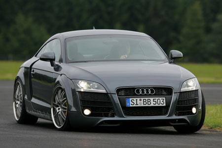 Audi Tt Tuning Von B Amp B Automobiltechnik Gmbh